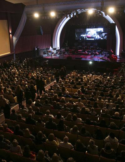Cine Teatro Antonio Lafalla - Interior